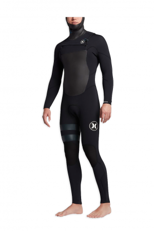Hurly hooded fussion wetsuit surfpak