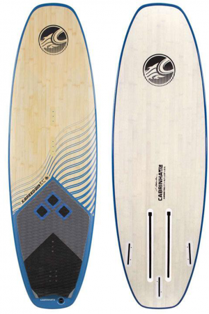 Cabrinha x-breed foil en wave board