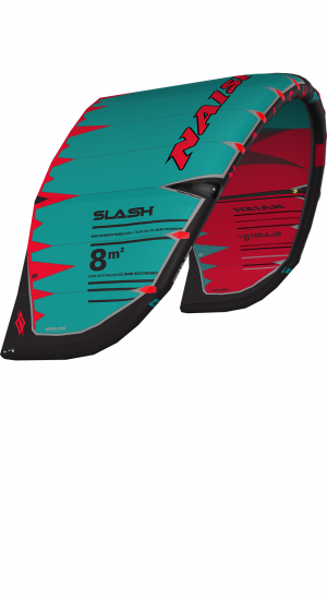 Naish Slash 2019 kite kitesurfset