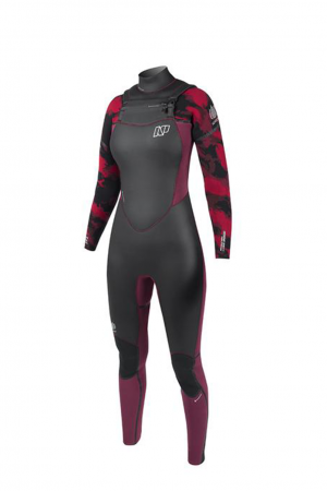 NP serene wetsuits dames ladys surfpak